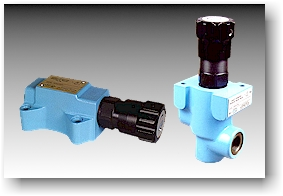 Direct Acting Pressure Relief Valves - DPR