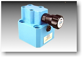 Pilot Operated Pressure Relief Valves - PPR