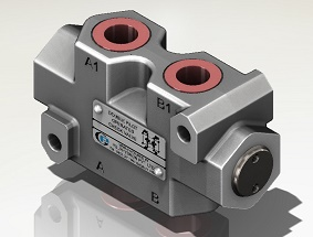Double Pilot Operated Check Valve - 2CI 10