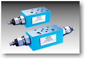 Pilot Operated Pressure Relief Valve (Modular Construction)�